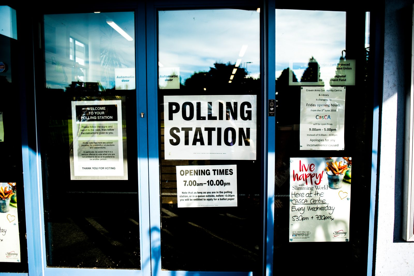 Ohio To Purge Eligible Voters From Voting Rolls