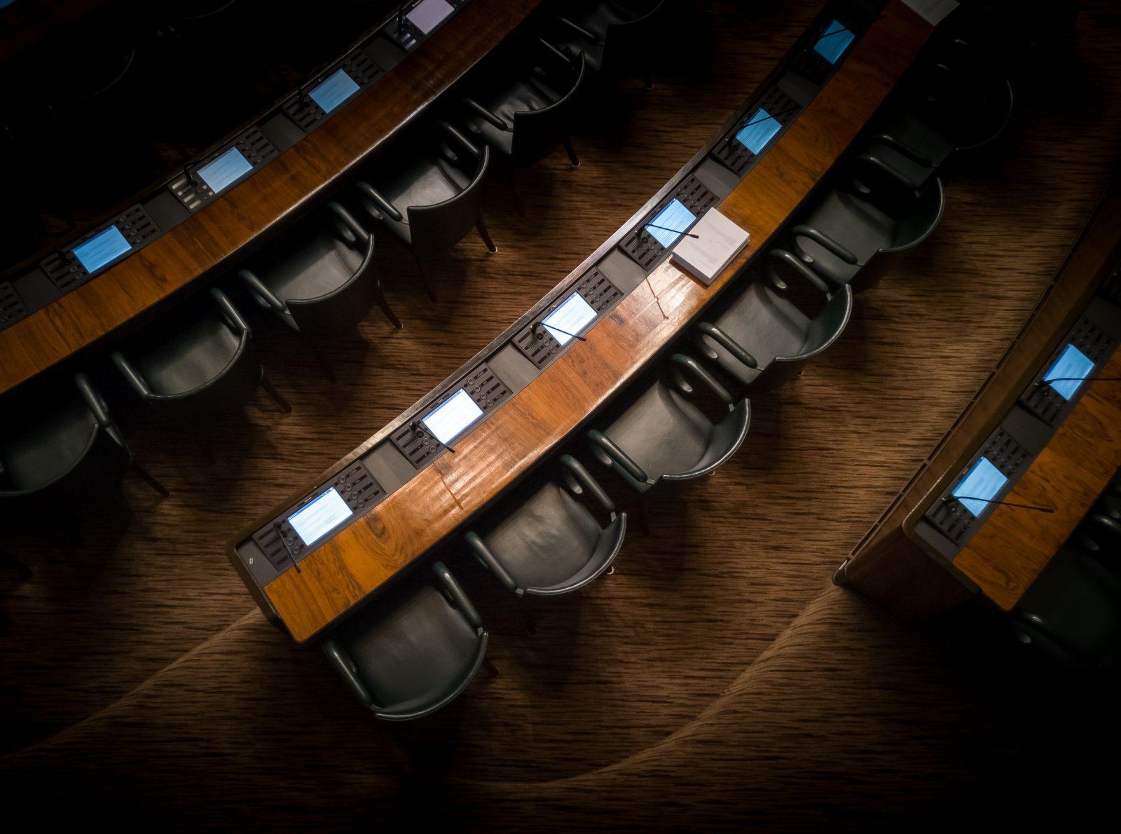 Senate Passes BUILD Act