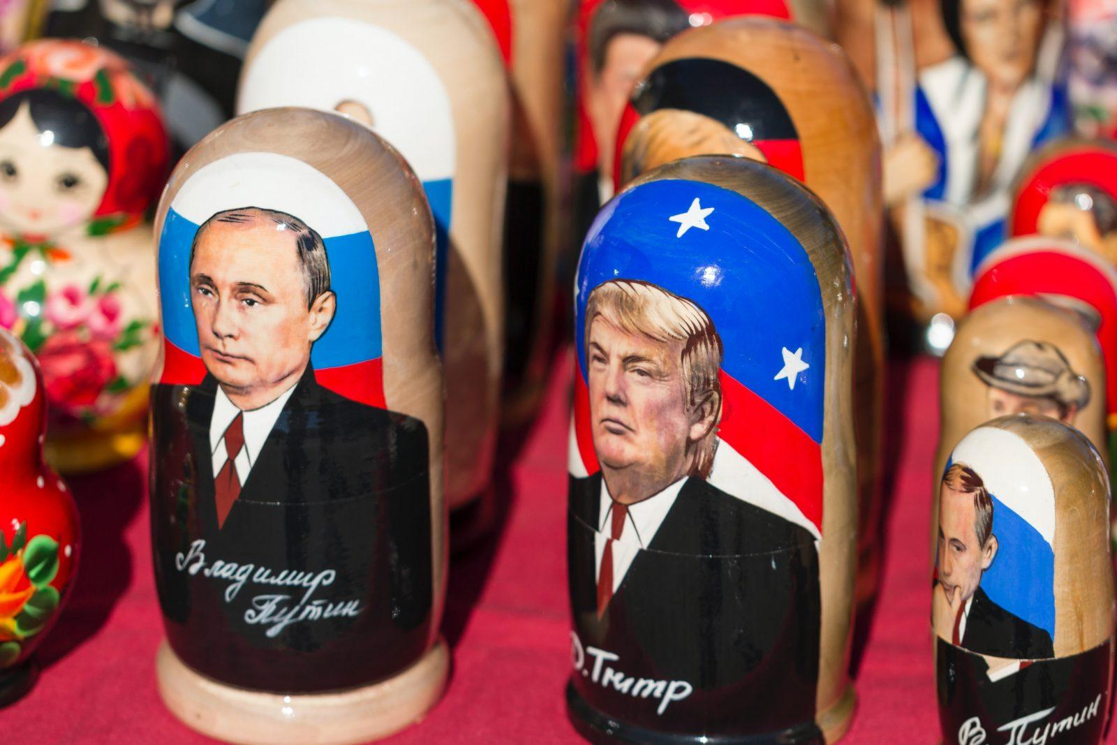Trump and Putin: A Kremlin Arranged Marriage