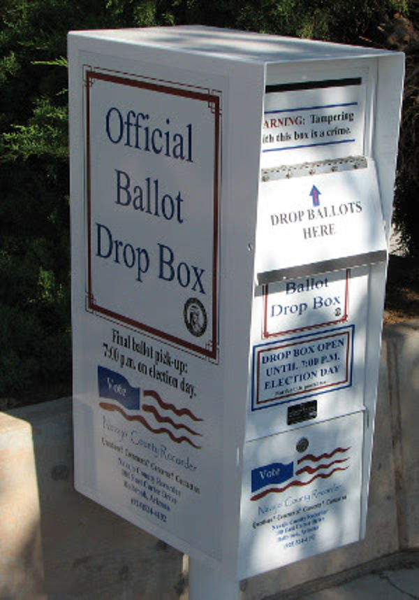 Judge Issues Ruling On Use of Ballot Drop Boxes In Ohio's Eighty – Eight Counties