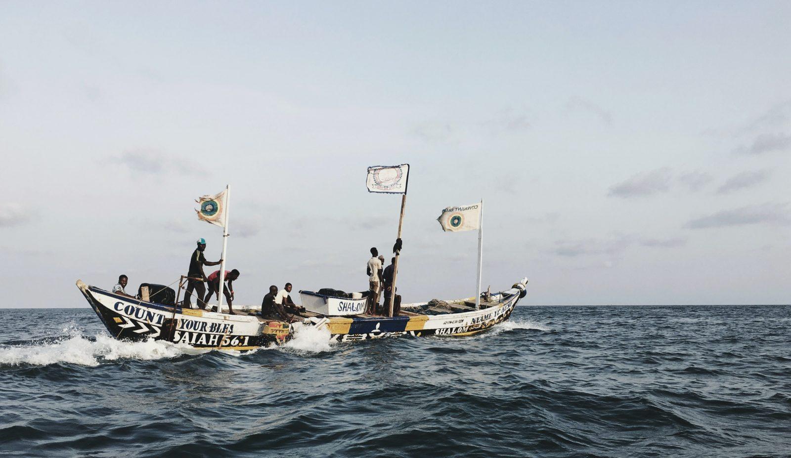 Fishing Boat Dispatch