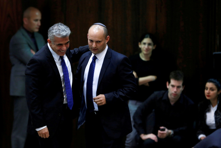 Israel's New Coalition Government: Can It Succeed?