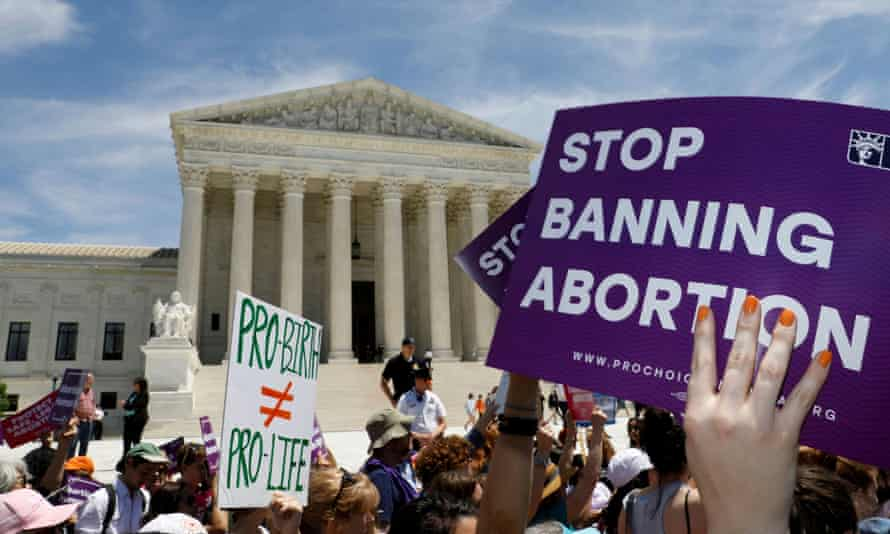 Anti-Abortion Laws to Face the Supreme Court