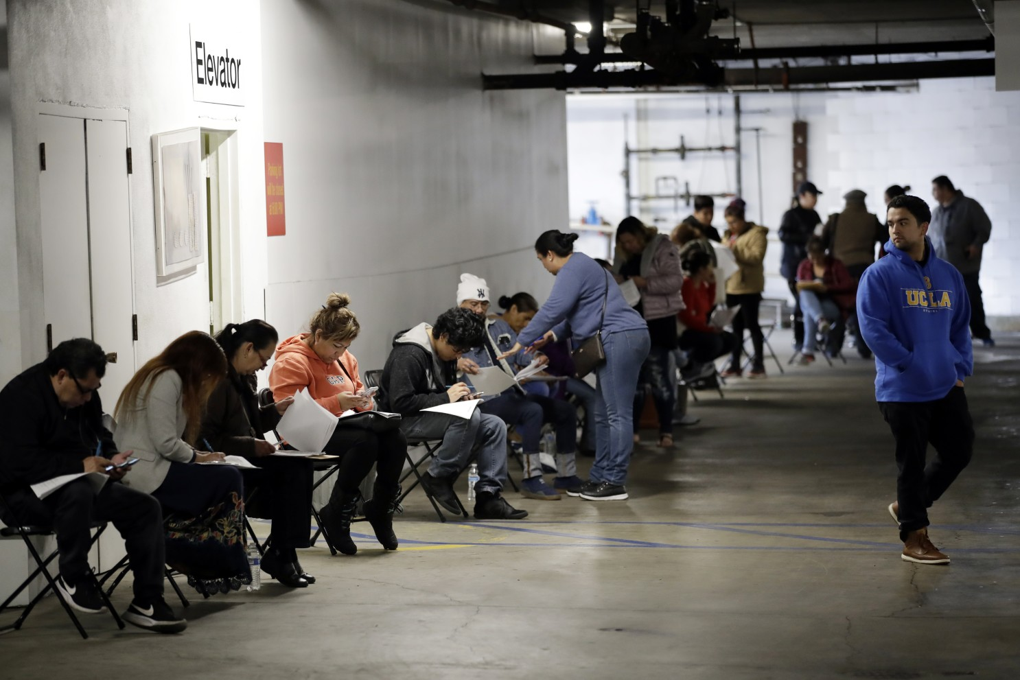 The Unemployment Disconnect in California