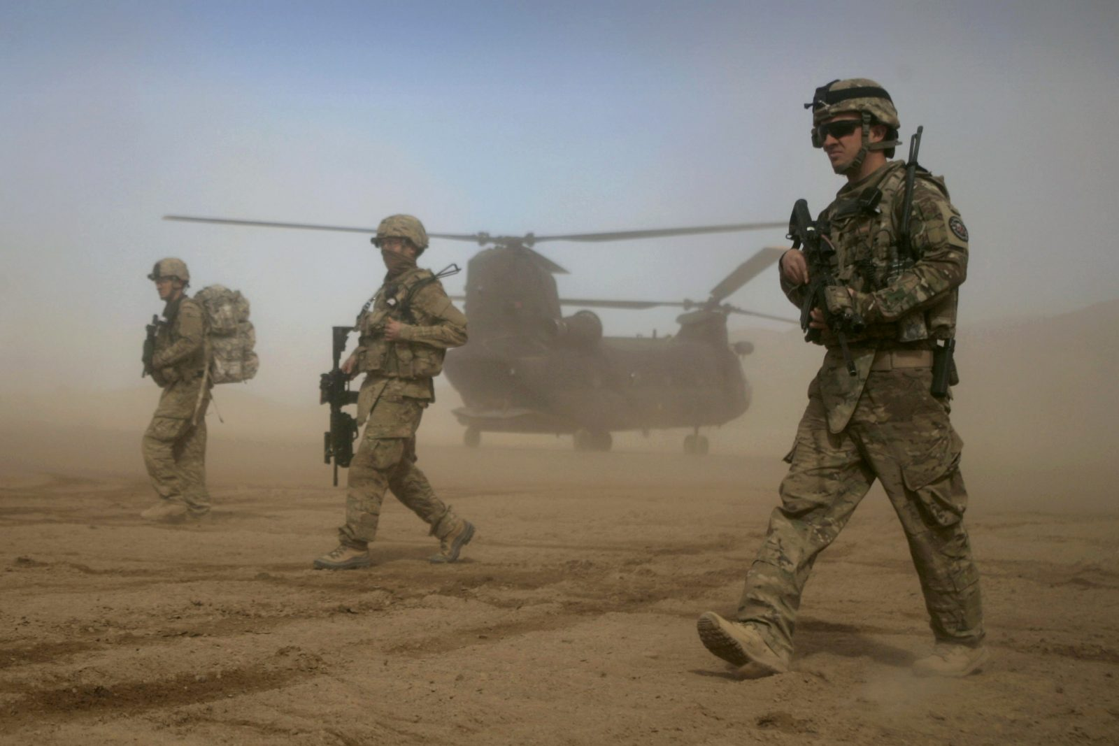 Moving Forward After U.S. Withdrawal in Afghanistan