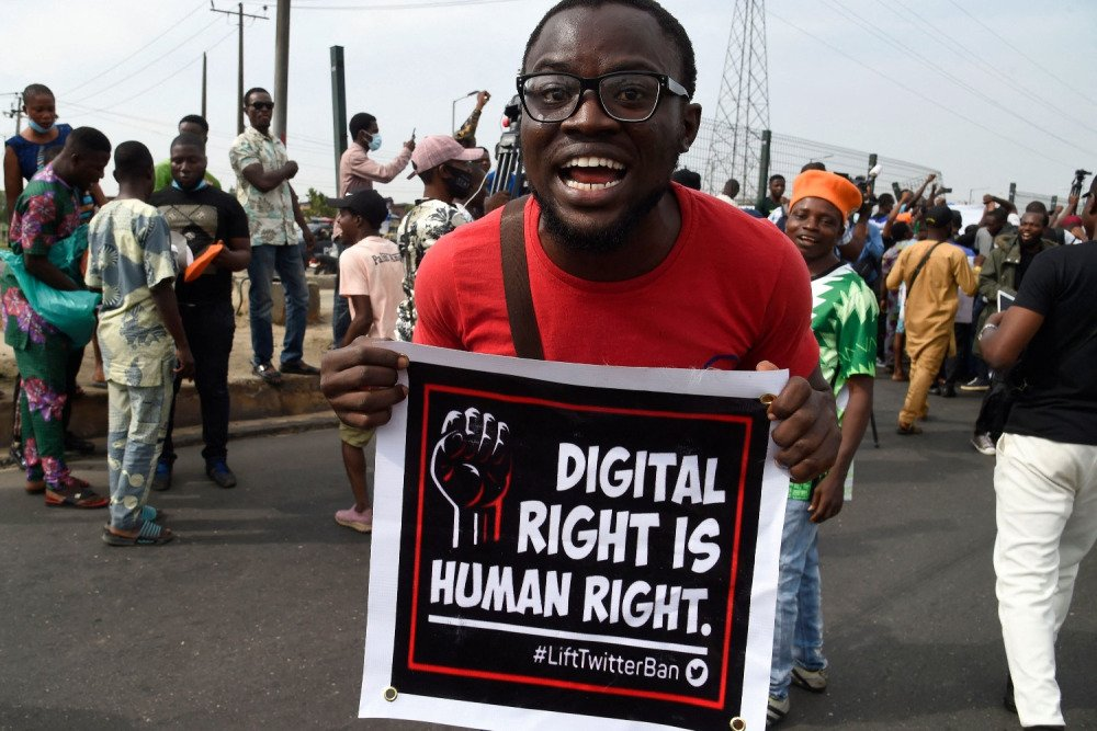 Global Perspectives: Nigeria: A Case Study In The Slow Creep of Digital Authoritarianism
