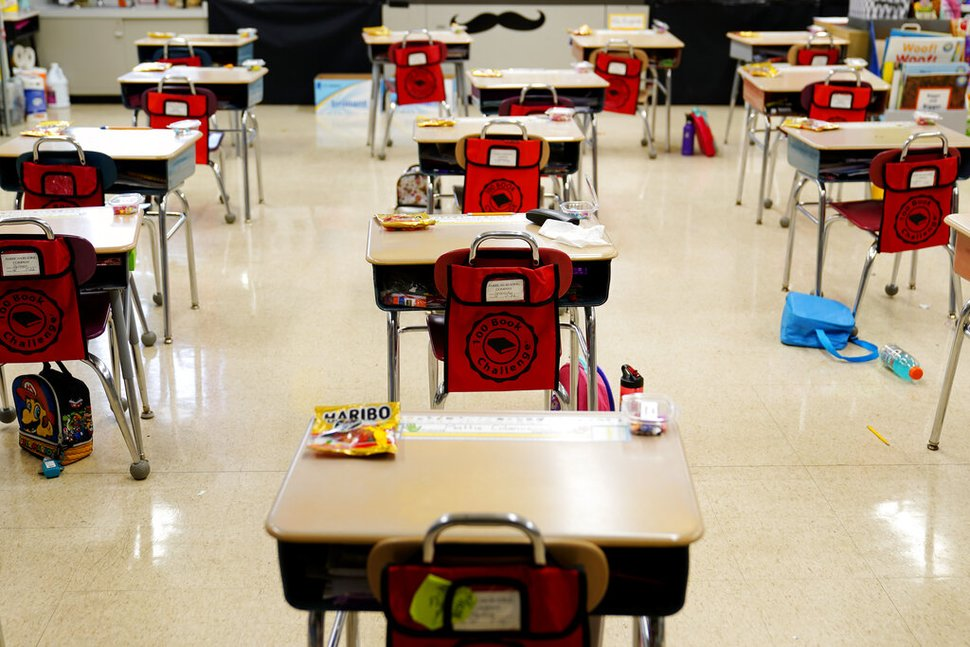 What The CDC's School Reopening Guidelines Tell Us
