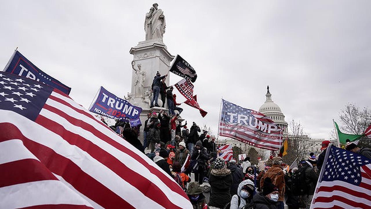 Capitol Riot Prosecution Updates
