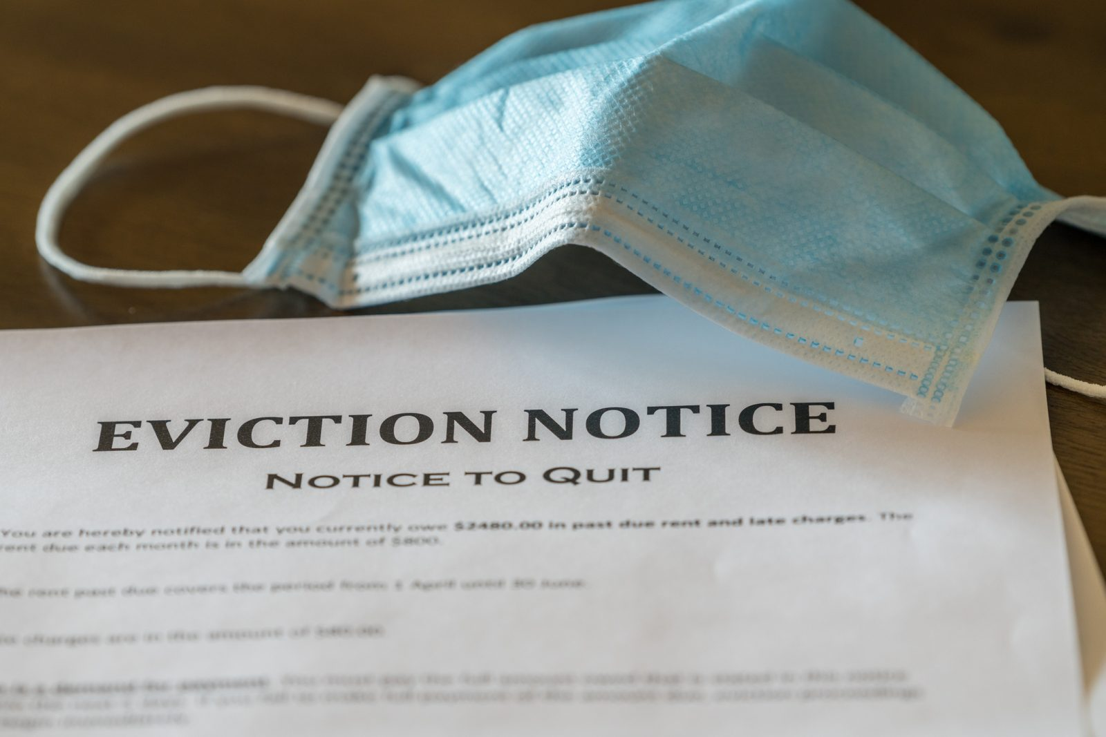 Supreme Court Overrules CDC on Issue of Eviction Moratoriums
