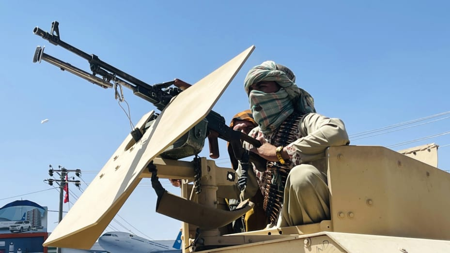 Afghanistan : What To Do Now with the Taliban?