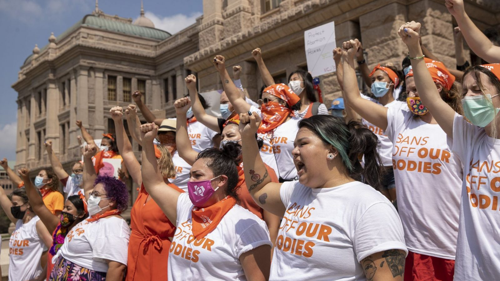 Supreme Court Inadvertently Supports Vigilante Justice In Texas Abortion Law Case
