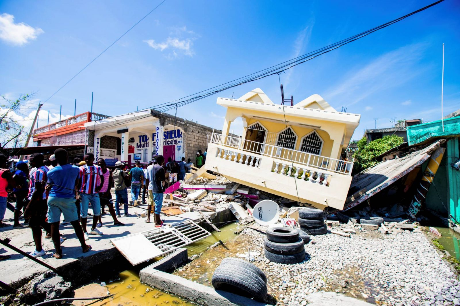 Nearly Half of Haiti in Ruins After Earthquake and Gang Violence: See What You Can Do to Help