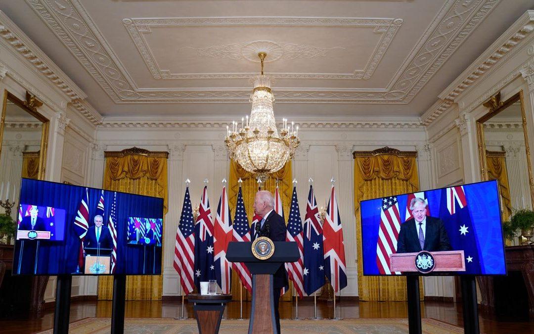 Analyzing the New Australia, U.K., U.S. (AUKUS) Security Pact