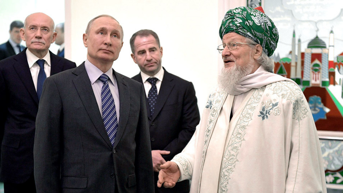 Russia's Relationships with the Muslim World